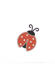 Instant download machine embroidery ITH Butterfly in 3D