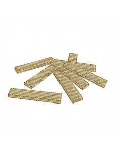 Motif de broderie machine  jeu  de planchettes en bois