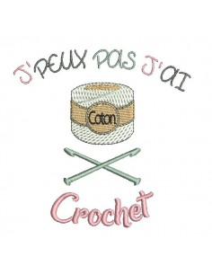 Instant download machine embroidery design knitting