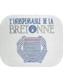Motif de broderie machine la marinière de la bretonne