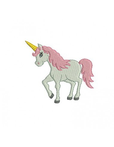 Motif de broderie licorne - Image de licorne ...