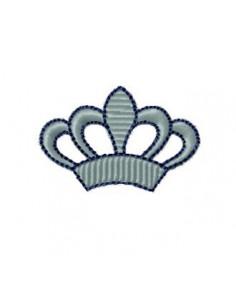 Couronne  prince10x10cm