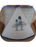 Instant download machine embroidery  wool cap Britain