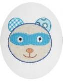 L'ours masqué