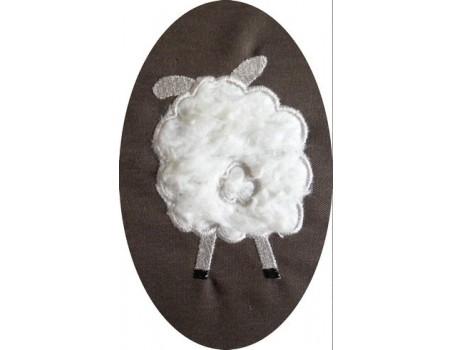 Mouton face