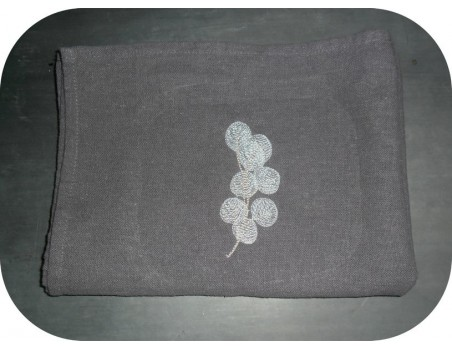 Instant download machine embroidery poppies