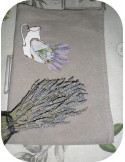 Instant download machine embroidery Flower of the Pope