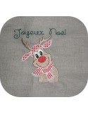 Instant download machine embroidery design christmas fireplace