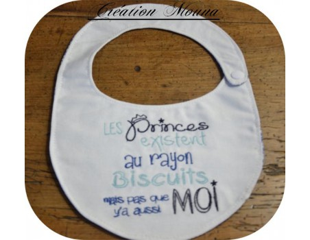 Instant download machine embroidery little princess