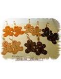 Instant download machine embroidery  gingerbread