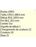 Conte d'ours 18x30 cm