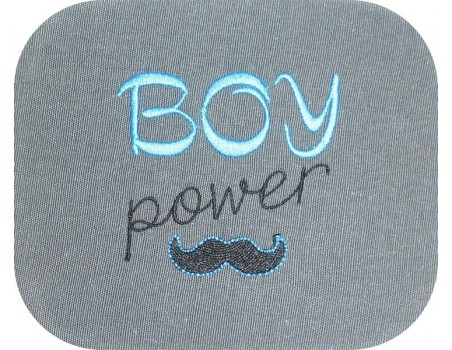 embroidery design girl power