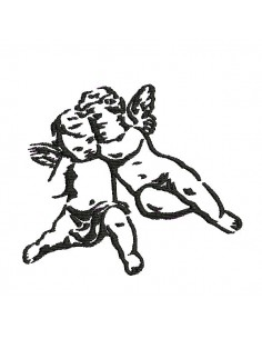 Instant download machine embroidery angels