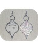 embroidery design esoteric pendulum