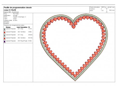 Instant download machine embroidery  applique heart valentines day