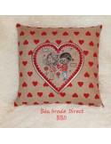 Instant download machine embroidery design valentines day