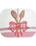 Instant download machine embroidery  spatula