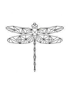 Instant download machine embroidery design butterfly