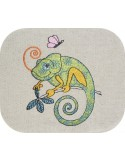 embroidery design  margouillat