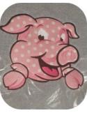 embroidery design guinea pig