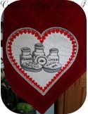 embroidery design bottles parfum
