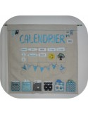 Instant download machine embroidery fox  ith