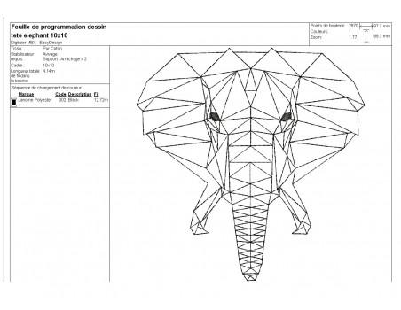 Instant download machine embroidery design koala