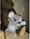 Motif de broderie machine doudou koala  ITH