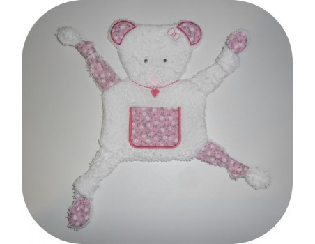 Instant download machine embroidery  mouse ith