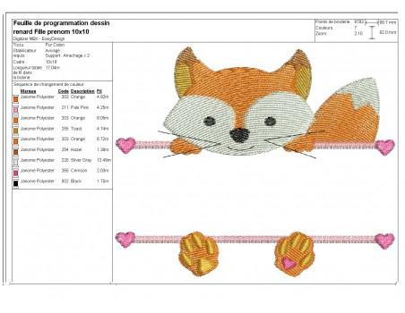 instant download machine embroidery design customizable hippopotamus girl