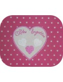 Instant download machine embroidery design ith hearts  cleansing discs