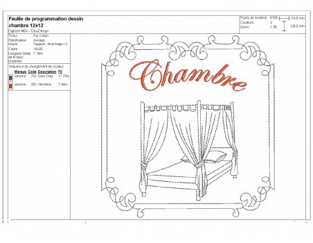 Instant download machine embroidery design toilet