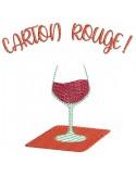 Instant download machine embroidery design wine tasting