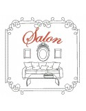Instant download machine embroidery design office