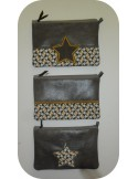 Instant download machine embroidery star kit ith
