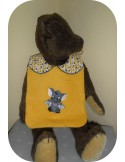 Instant download machine embroidery marmot  with star