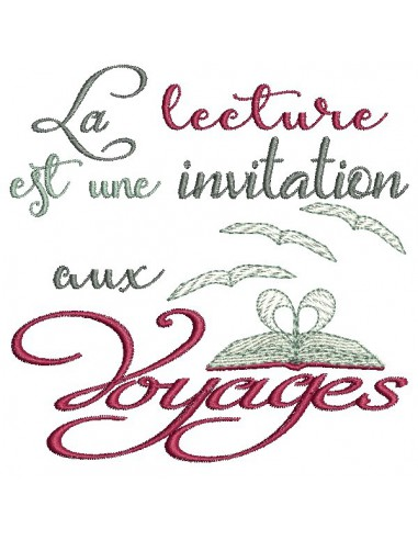 Instant download  machine embroidery design text I can not library