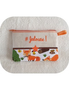 Instant download machine embroidery Jalouse kit ith