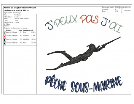 Instant download machine embroidery design I can't gymnastic