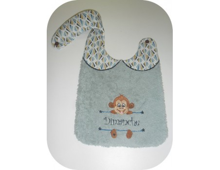 Instant download machine embroidery koala to customize for boy
