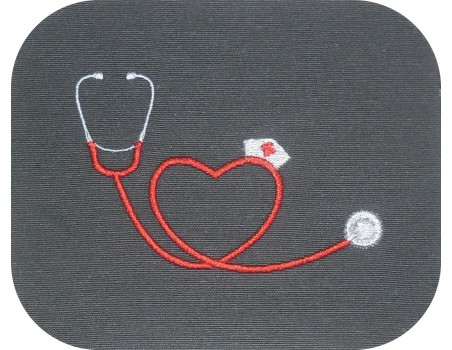 embroidery design pharmaceuticals