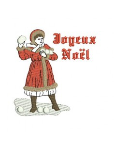 instant download machine embroidery design victorian woman