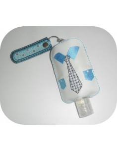 Instant download machine embroidery ith Sanitizer Holders Set  applique bustier  for 4x4 hoop
