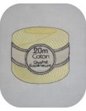 oeuf de pâques appliqué 10x10 cm