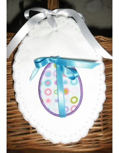 Instant download machine embroidery  egg easter