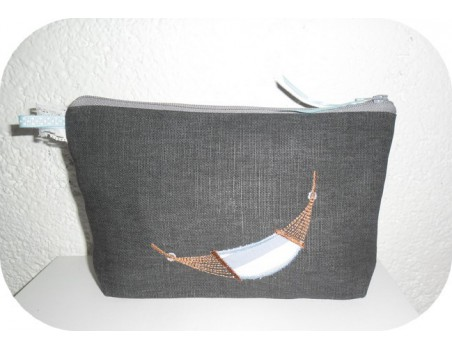 Instant download machine embroidery hammock