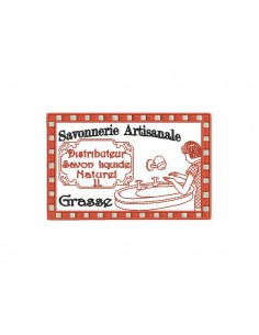 Instant download machine embroidery  vintage plate advertising homemade soap