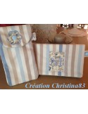 Instant download machine embroidery ITH checkbook holder
