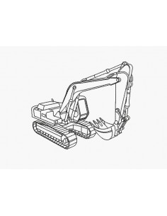 Instant download machine hydraulic mechanical shovel