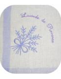 Instant download machine embroidery design Lavender bouquet